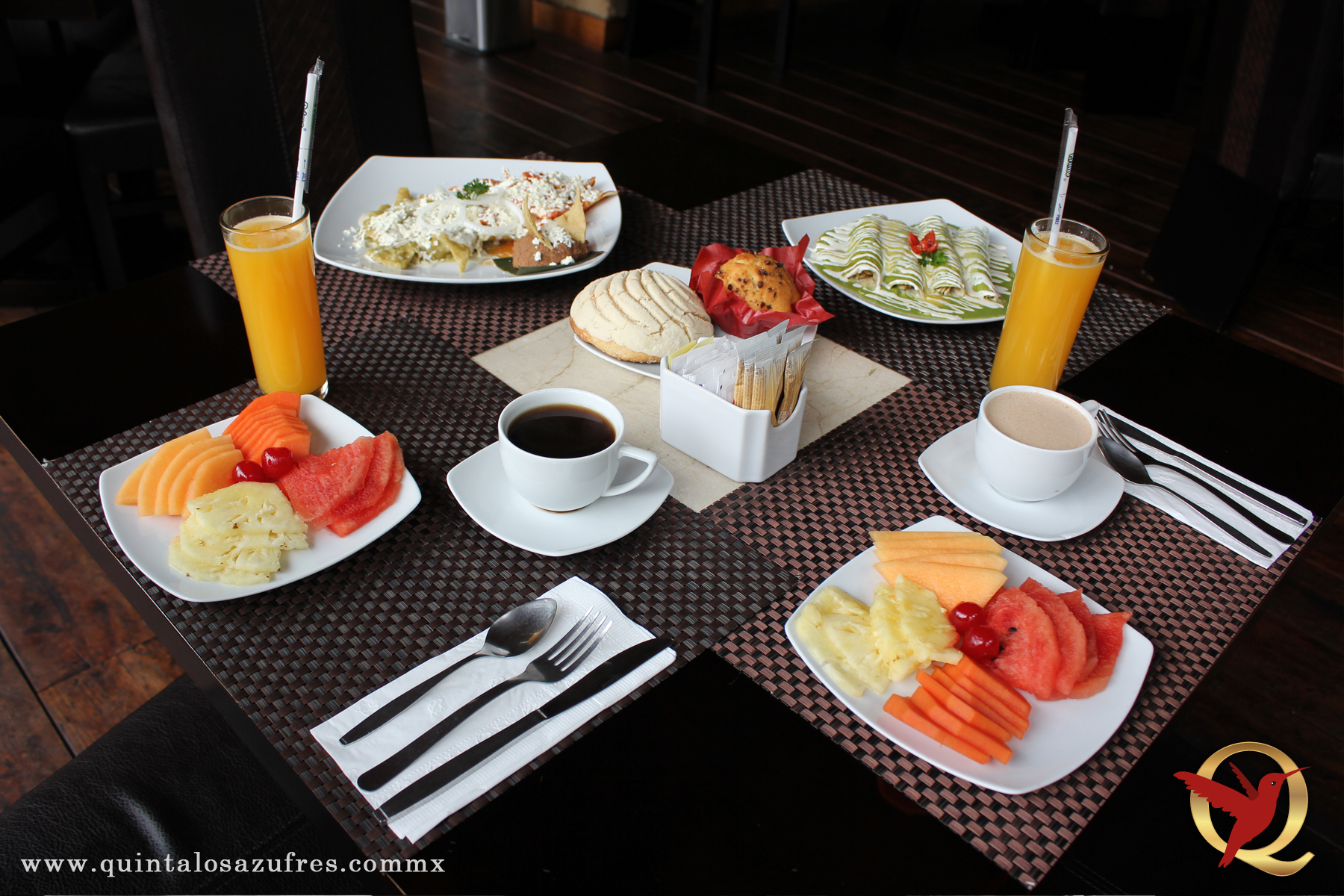 Desayuno en el Festín